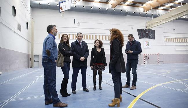 Forus acelera plazos para abrir su primer centro deportivo for Gimnasio forus