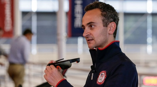 Olympic Preview: Olympic Training Center Media Day