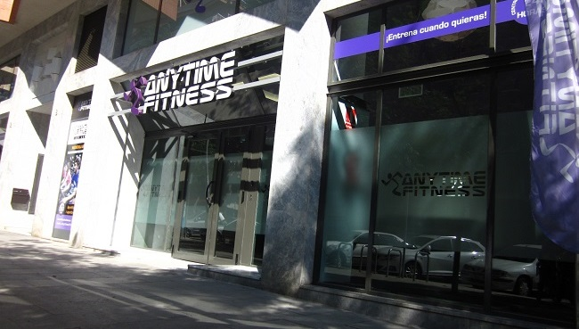 Anytime Fitness Les Corts 650