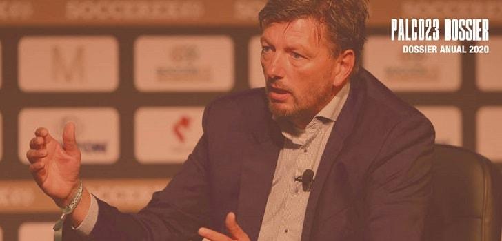 """Jacco Swart: """"La sociedad no está esperando por nosotros, el fútbol necesita innovar"""""""