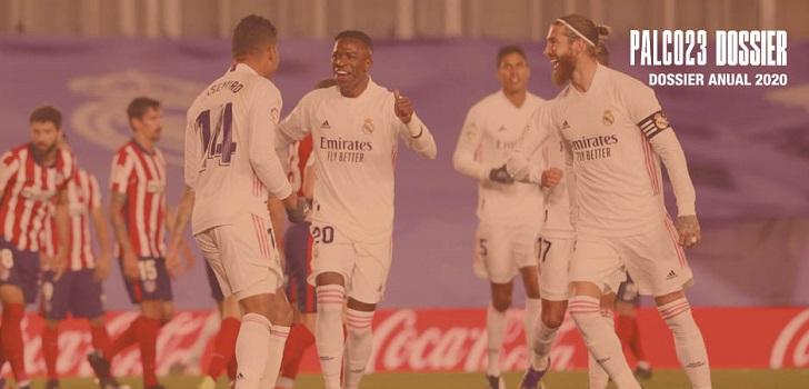 El Real Madrid deja la portería a cero y un Bernabéu a estrenar antes de lo previsto