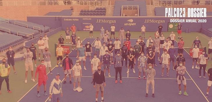 A la ATP World Tour se le atraganta el revés al Covid-19