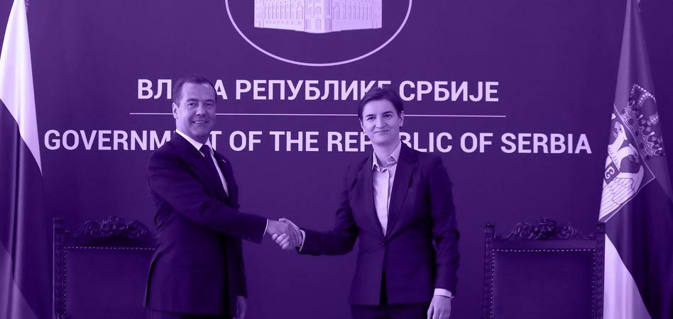 Ana Brnabić, primera ministra que emigró desde Yugoslavia en plena guerra de los Balcanes