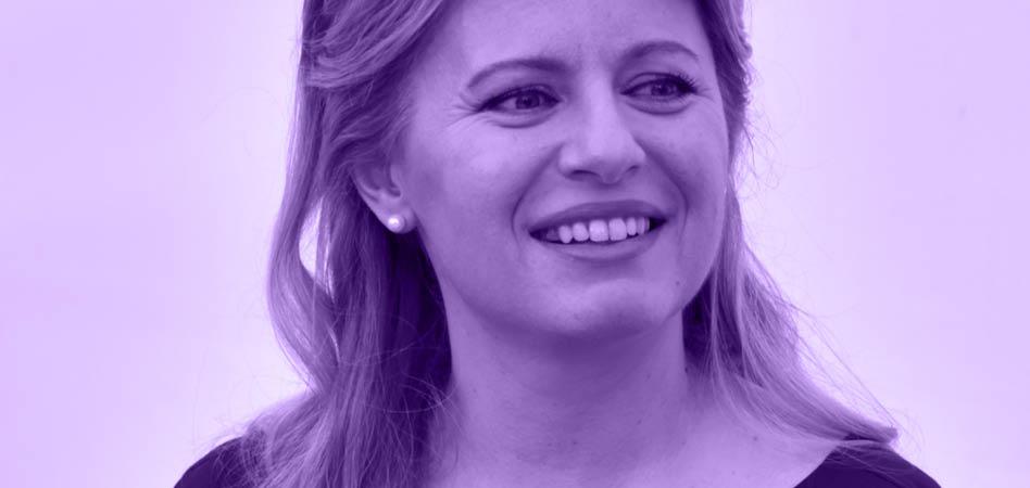 Zuzana Caputova, de luchar por la transparencia del poder judicial a la presidencia de Eslovaquia