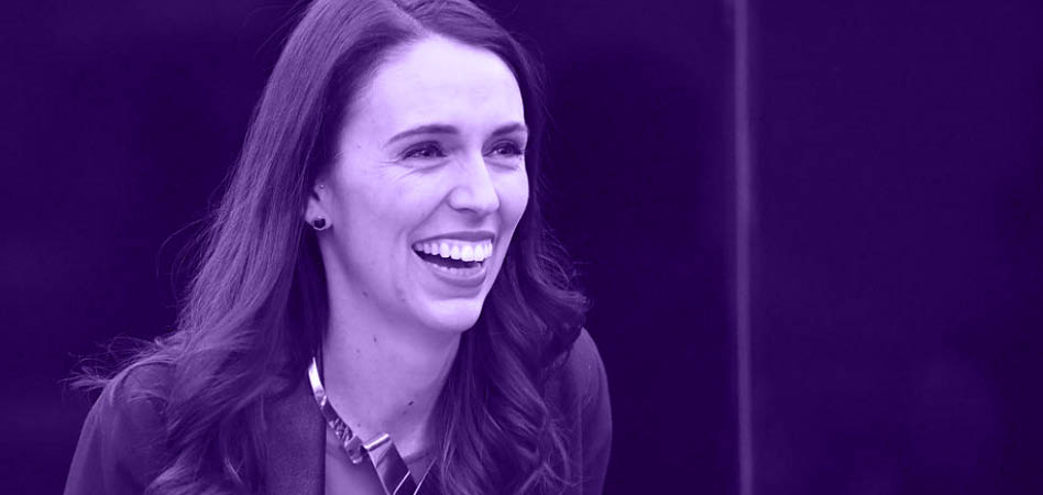 Jacinda Ardern, de asesorar a Tony Blair a primera ministra de Nueva Zelanda