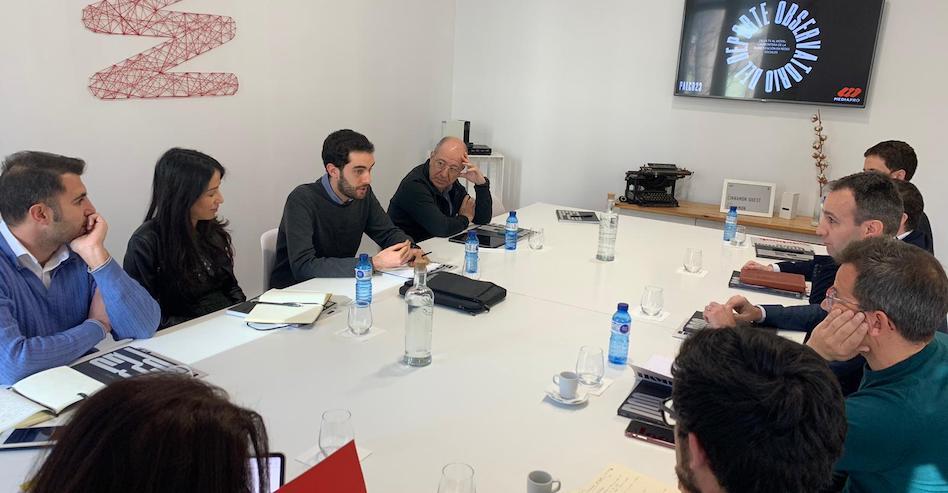 En el encuentro participaron ejecutivos de LaLiga, la NBA, MotoGP, Twitter o Mediapro