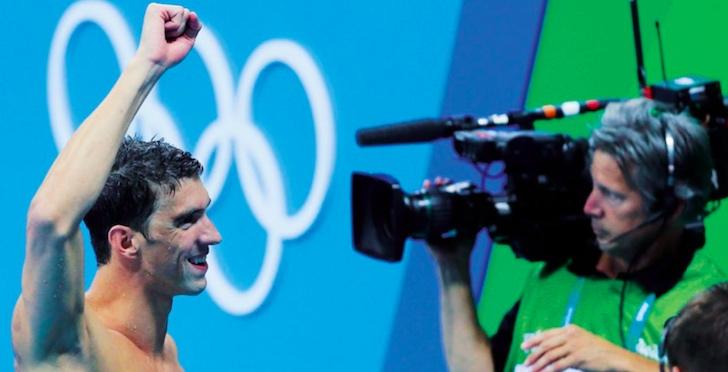 Juegos Olímpicos: el producto audiovisual de los 6.000 millones de dólares