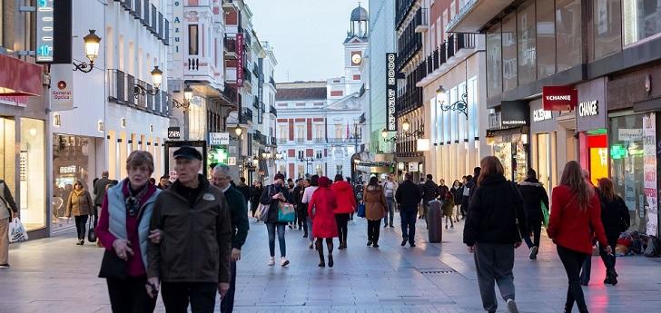 La confianza de los consumidores españoles avanza en junio por la mejora de las expectativas