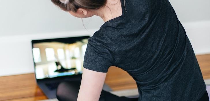 Menos ejercicio y más televisión: el 'home fitness' pincha en Reino Unido en la tercera ola