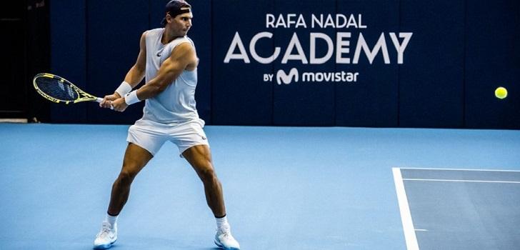 Amazon crece en deporte y se alía con la Rafa Nadal Academy