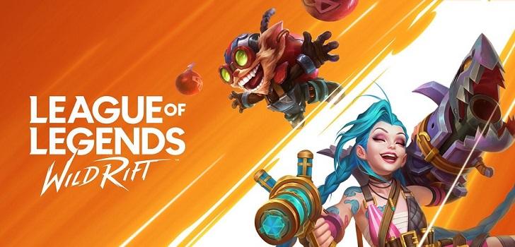 LVP y Riot Games programan para diciembre la primera competición de Wild Rift en España