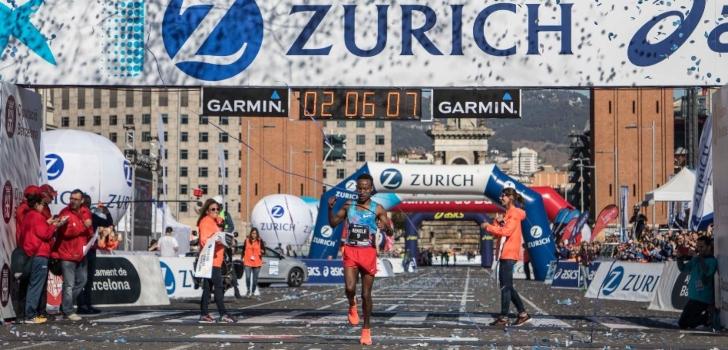 RPM exigirá vacunación completa o una PCR negativa a los corredores del Maratón de Barcelona