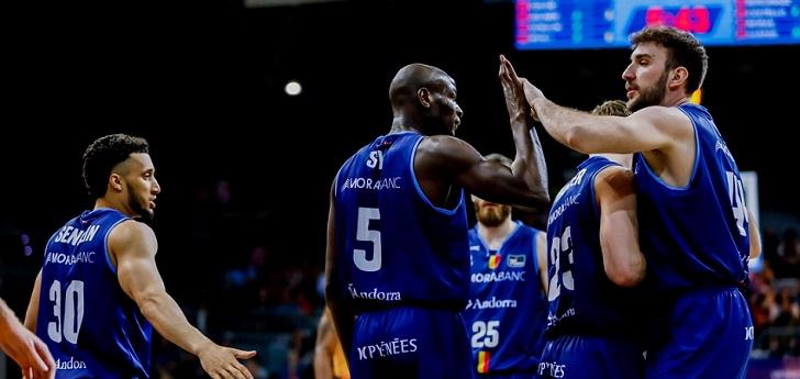 Hummel anota un '3+1' en la ACB: firma cuatro temporadas con Morabanc Andorra