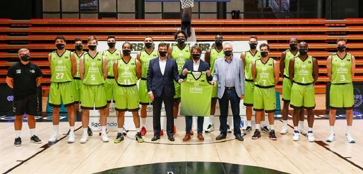Fuenlabrada Baloncesto cierra su nuevo 'naming': 'ata' a Urbas como patrocinador principal