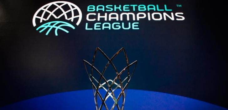 Basketball Champions League: tres españoles a por el título y un millón de euros de premios
