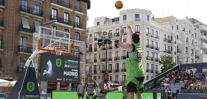 La FEB se ha marcado como objetivo promover el baloncesto 3x3, que se ha convertido en uno  de los desafíos de la Fiba