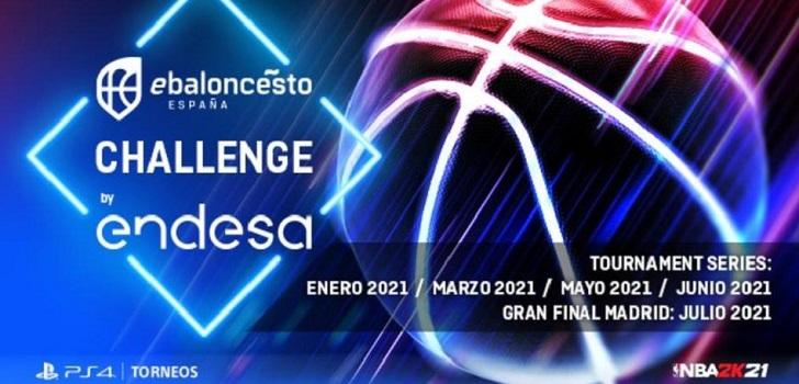 La FEB lanza el circuito de eSports eBaloncesto Challenge by Endesa