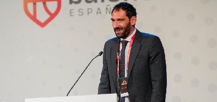 Jorge Garbajosa reelegido presidente de la FEB para el periodo 2020-24