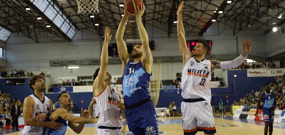 La FEB prescinde del 'play-off' de ascenso y subirán CBC Valladolid y Gipuzkoa Basket