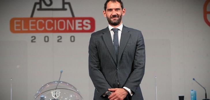 """Jorge Garbajosa: """"Hay clubes importantes con pérdidas que serían inasumibles en otro sector y es algo a corregir"""""""