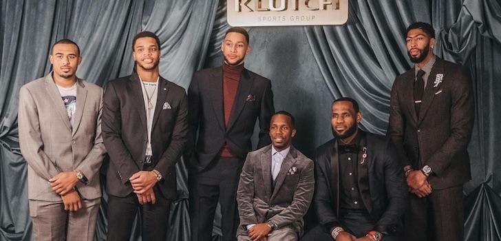 Klutch Sports, la empresa del 'superagente' Rich Paul, se cuela en el top 100 de la revista Time