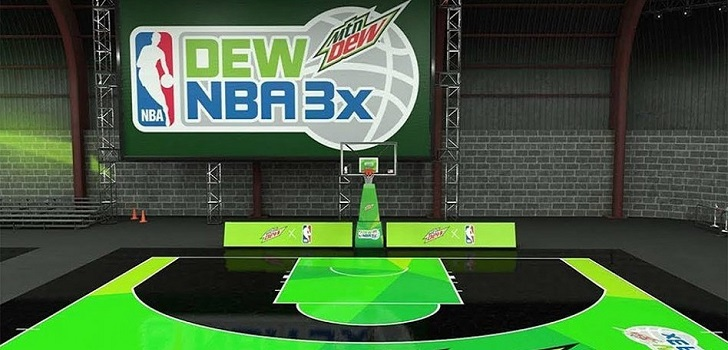 La NBA renueva su contrato de patrocinio con PepsiCo