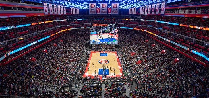 Los Pistons, más rentabilidad que el banco: 5% de interés por comprar ya los abonos de temporada
