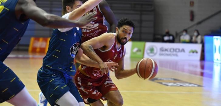 El Real Murcia de baloncesto sigue los pasos del filial del Barça y renuncia a la LEB Oro por motivos económicos