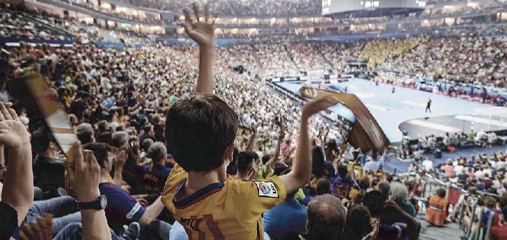 Dazn adquiere los derechos de la Champions de balonmano en España, Alemania Austria y Suiza