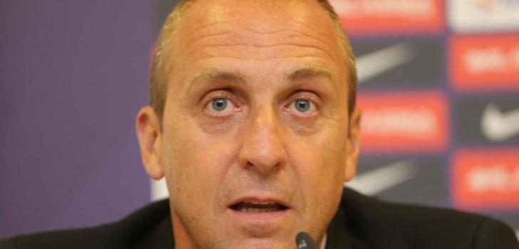 El FC Barcelona prosigue su reorganización y prescinde de David Barrufet