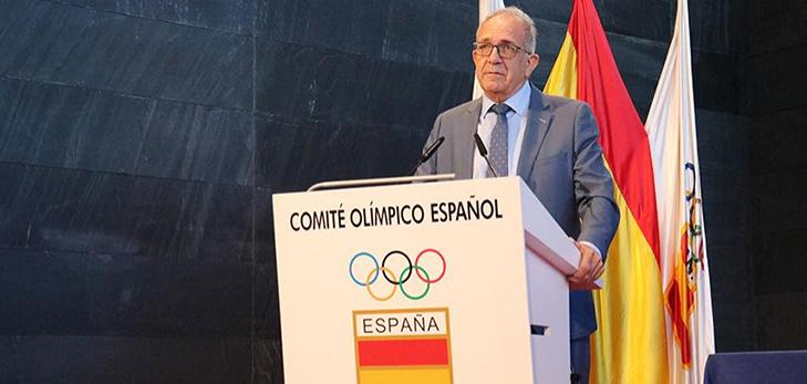 """José Luis López Cerrón (Rfec): """"Tiene que haber beneficios fiscales para quienes inviertan en el deporte"""""""