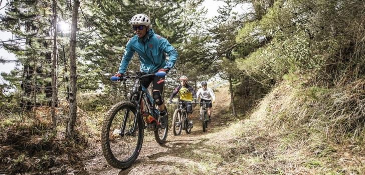 Barcelona acogerá una prueba del primer Mundial de bicis eléctricas de montaña