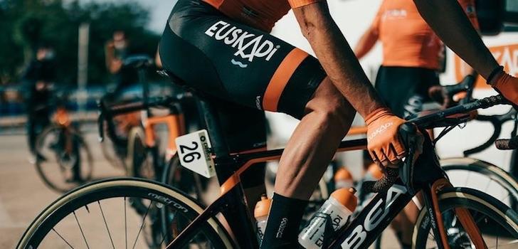 Euskatel Euskadi apunta a los diez millones de presupuesto para escalar a la élite del ciclismo