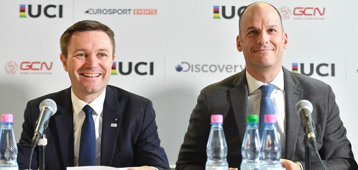 La UCI se alía con Discovery para impulsar una nueva liga de ciclismo en pista