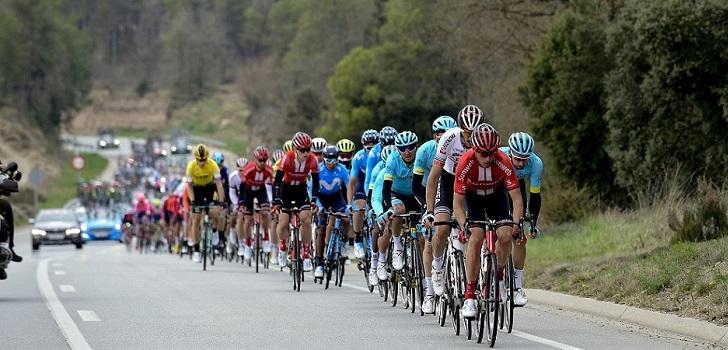 La Volta vuelve a rodar en una burbuja y pone a prueba el ciclismo español
