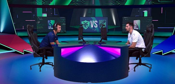 Mediapro eleva su modelo de eSports a Portugal y producirá la eLiga