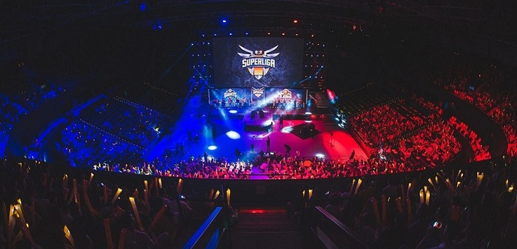 The Super league Orange of 'LoL' makes 28% of its audience in 2020