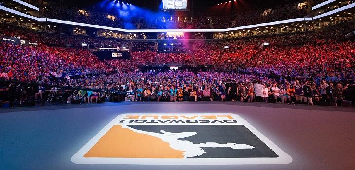 IBM se suma al 'boom' de los eSports y patrocinará la Overwatch League