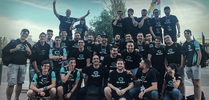 El club de eSports Qlash se vuelca en España y abre una ronda de 900.000 euros