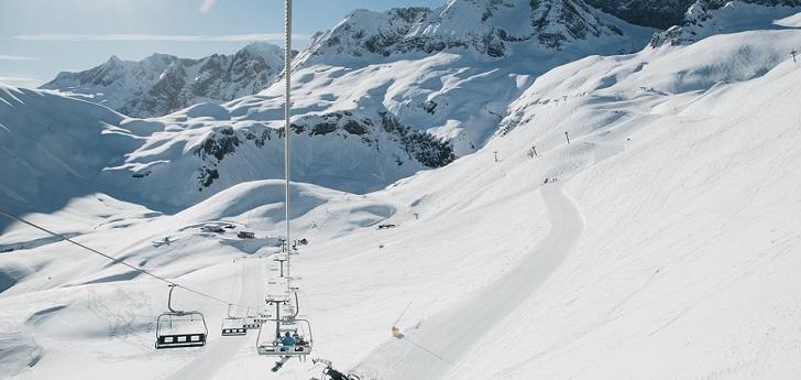 Aragón reabre gimnasios y permite el regreso de las estaciones de esquí