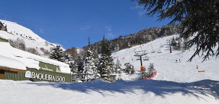 Las estaciones catalanas de esquí reducen sus ingresos un 69,4% por el Covid-19