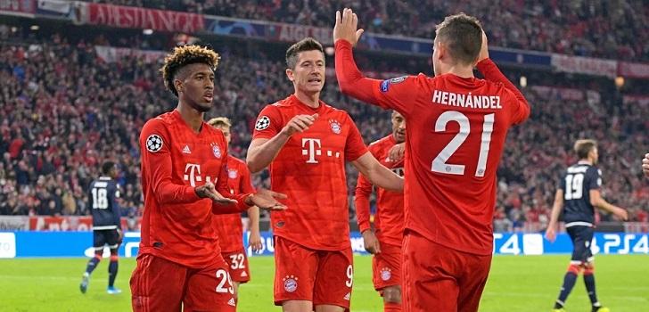 El Bayern de Múnich gana 9,8 millones en 2019-2020 y anticipa un desplome de ingresos en 2020-2021