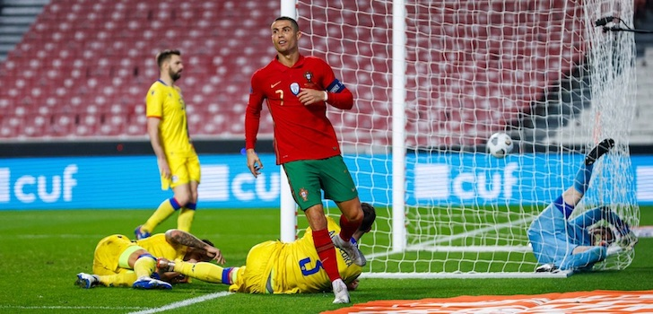 Amazon amplía su huella en el fútbol europeo con una alianza con la selección de Portugal