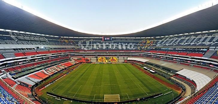 Molcaworld se adjudica el cambio de imagen del estadio Azteca de México