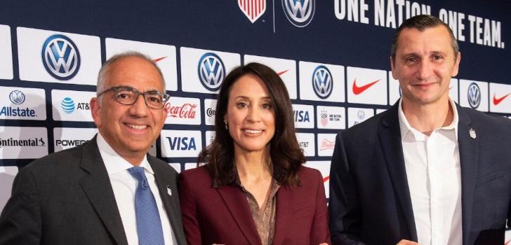 La Fifa ficha al expresidente de US Soccer como asesor estratégico