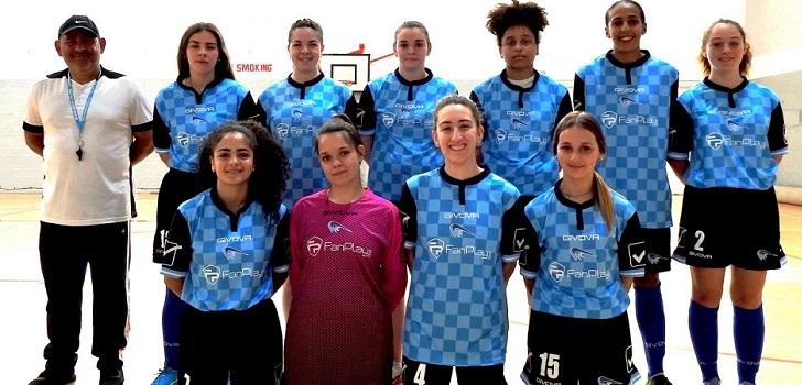 Gibraltar Wave: un presupuesto de 10.000 libras para soñar con jugar la Champions femenina