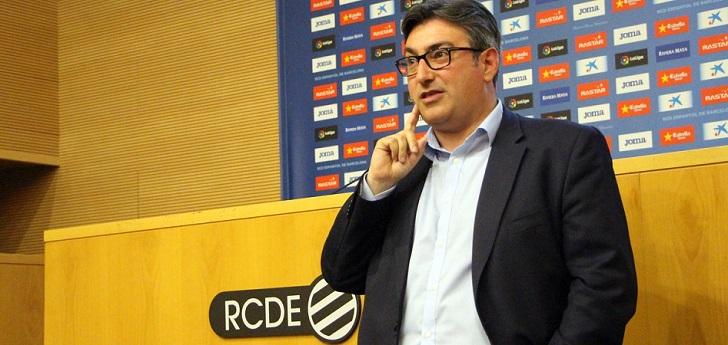 El Espanyol entrega el liderazgo de toda el área comercial a Antoni Alegre