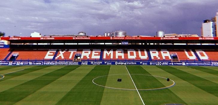 El Extremadura UD entra en concurso de acreedores