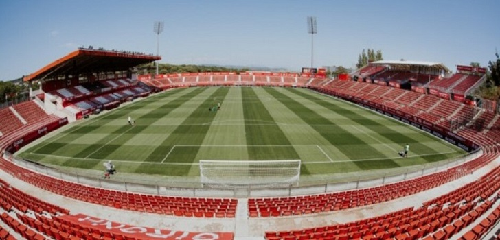 El Girona FC impulsa prueba piloto para la vuelta del público a Montilivi