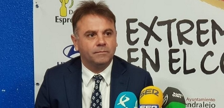 "Franganillo: ""Voy a liquidar el club, que el Extremadura desaparezca"""